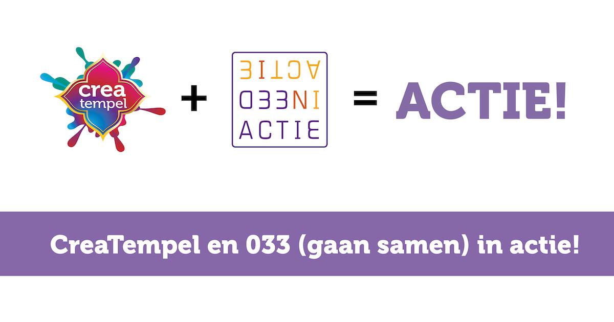 Creatempel in actie Amersfoort